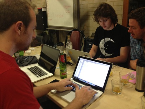 Chris and Railscamp