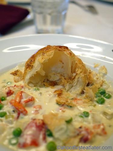 hommard - truffled lobster pot pie-1