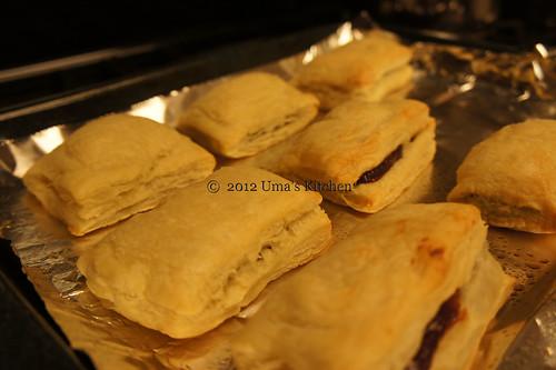 Guava paste - Cream cheese Pastry 2