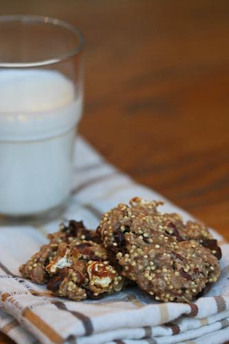 Millet-Pecan Carnival Cookies 2