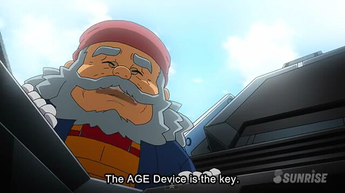 Gundam AGE Episode 16 The Gundam in the Stable Youtube Gundam PH (28)