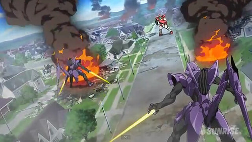 Gundam AGE Episode 16 The Gundam in the Stable Youtube Gundam PH (17)