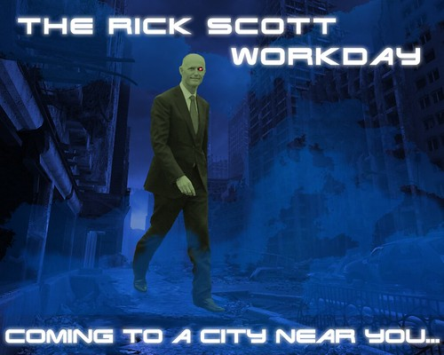 "Rick ""Job-Terminator"" Scott"