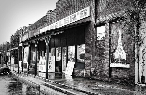 Welcome To Depew, OK, Route 66 USA. Photo copyright Jen Baker/Liberty Images; all rights reserved.