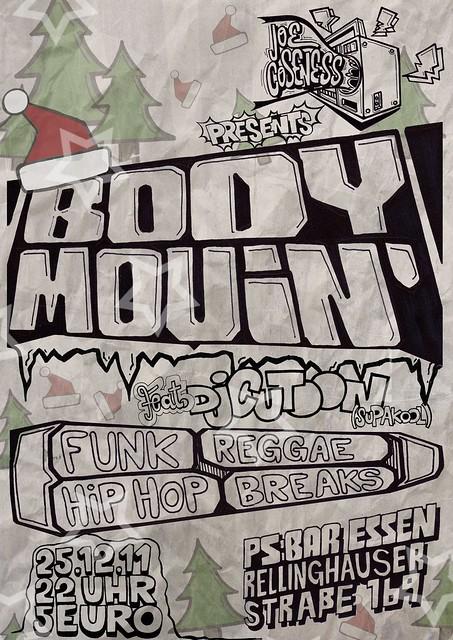 body movin' feat. cutoon