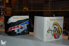 Walls and Frames Book Launch