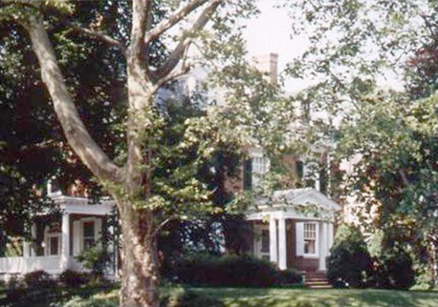 Easton Childhood Home