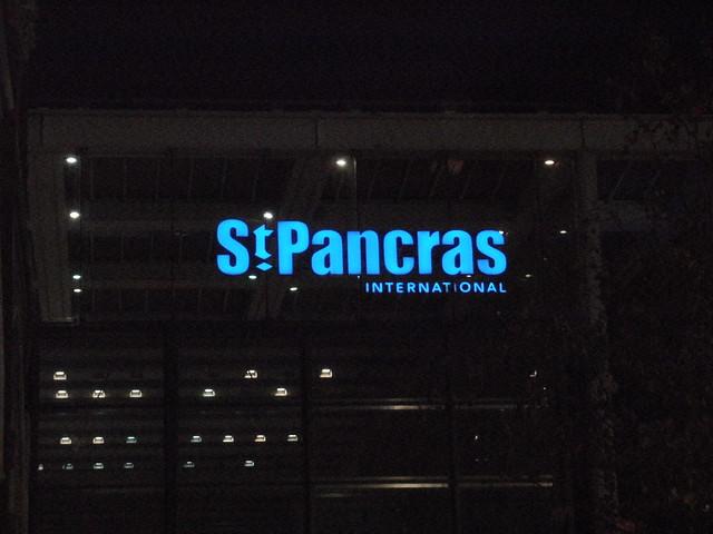 St Pancras, Londres