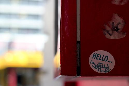 Wednesday: Hello!
