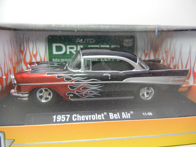M2 DRIVERS FLAMED 1957 CHEVY BEL AIR (2)