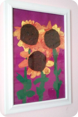 Jacey's Art [sunflowers]