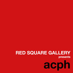 RED SQUARE GALLERY presents Attilio Capra a.k.a. acph