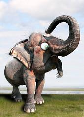 Elephant - Caricature