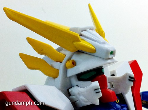 SD Archive Shining Gundam Unboxing Review (30)