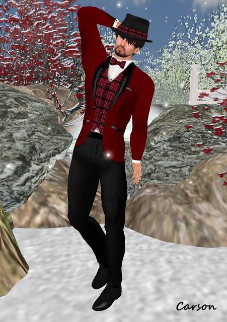 .DragonLady's Closet - Magnus Clan Highlands Tuxedo