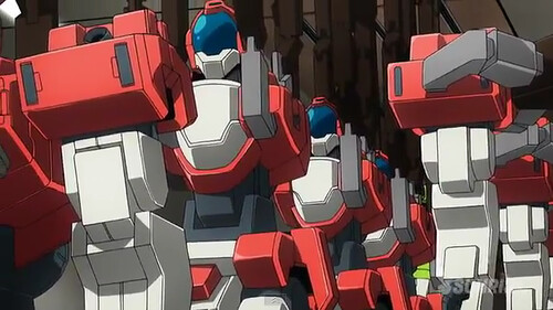 Mobile Suit AGE  Episode 9  Secret Mobile Suit  Youtube  Gundam PH (1)