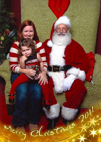 Santa Claus 2011