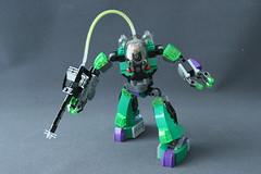 6862 Superman vs Power Armor Lex 5