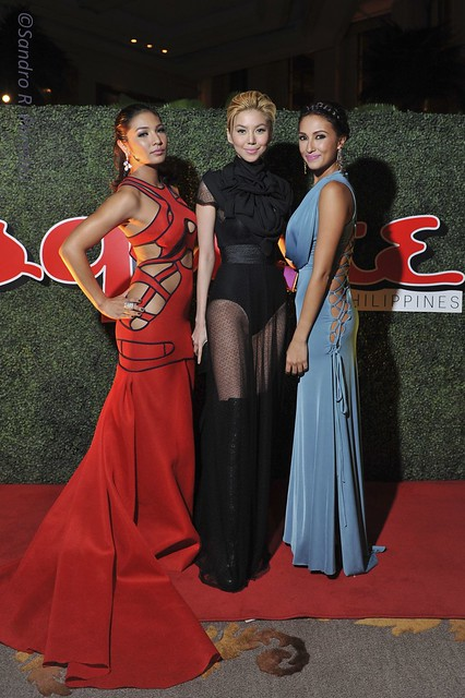 Bubbles, Bianca and Solenn