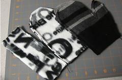 mitten-sewn