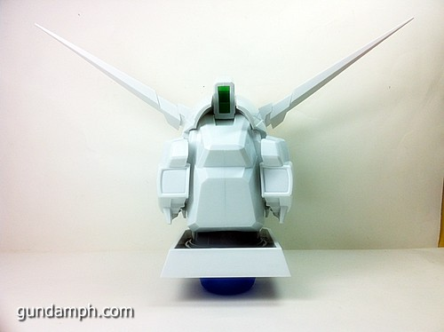 Banpresto Gundam Unicorn Head Display  Unboxing  Review (23)