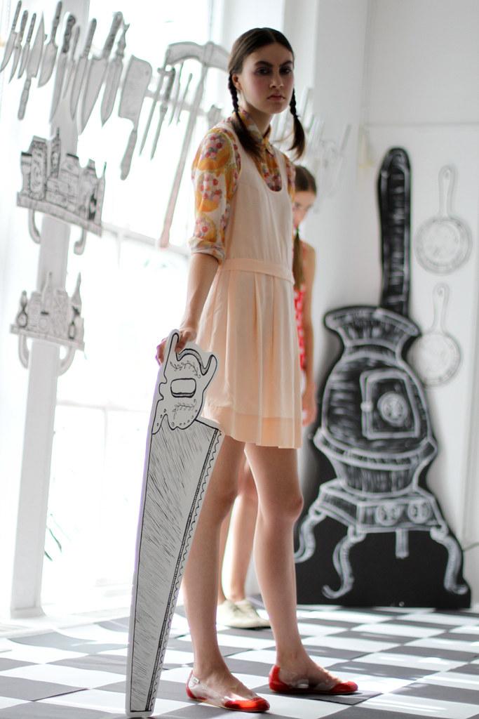 Rachel Antonoff Spring 2012 -13