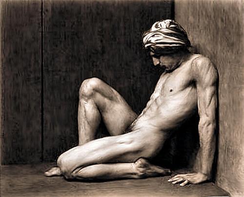 Bagoas by Troy Caperton. 2005