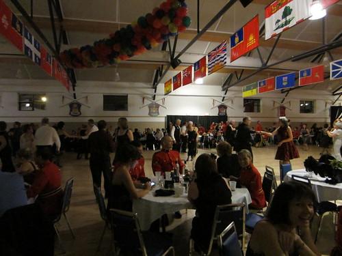 RCMP Depot Regimentall NY Eve Ball