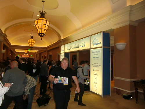 Outside the Affiliate Summit West 2012 Meet Market