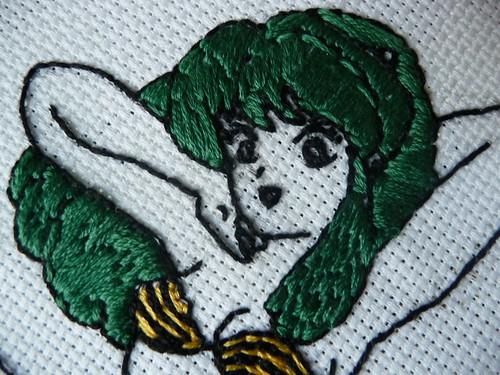 Embroidered Lum