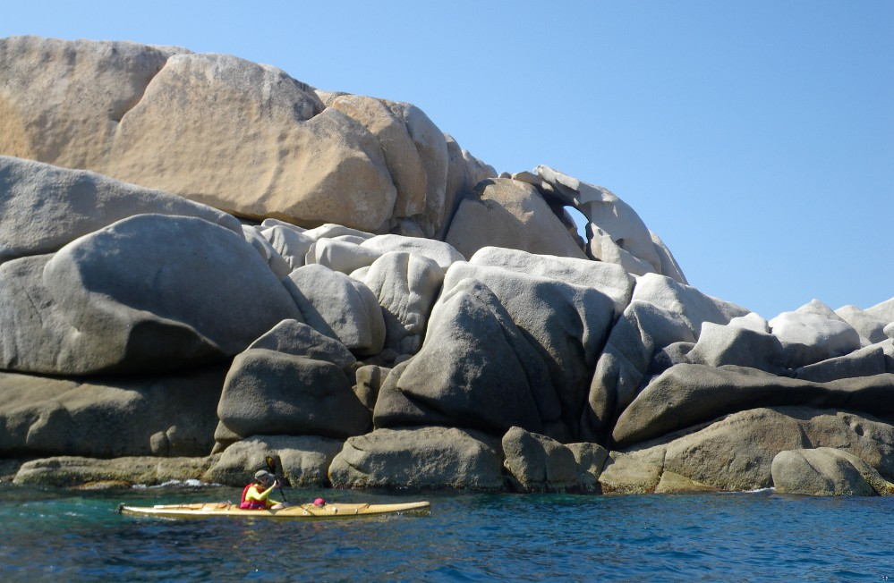 Capo Testa - I Graniti della costa nord