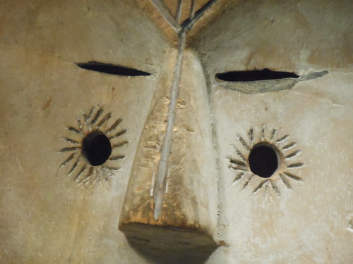 Detail of African Mask