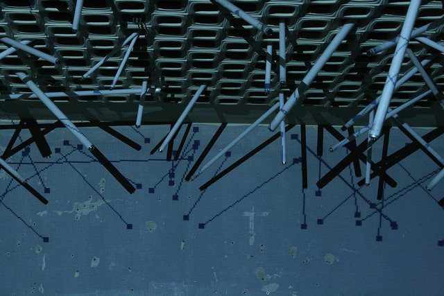 mayer+empl . LSR . interactive video mapping sculpture . munich . 2011