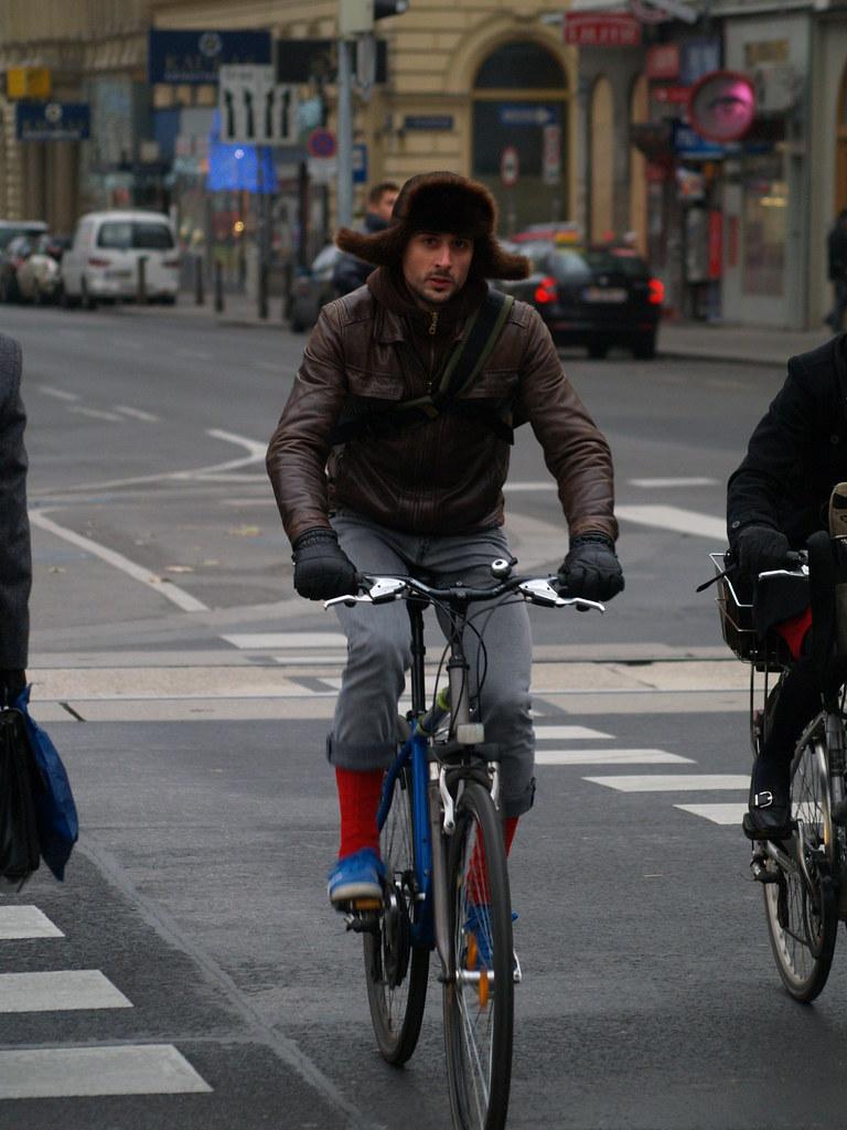 hot dude on a bike