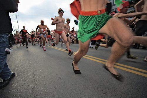 2011 Santa Speedo Sprint