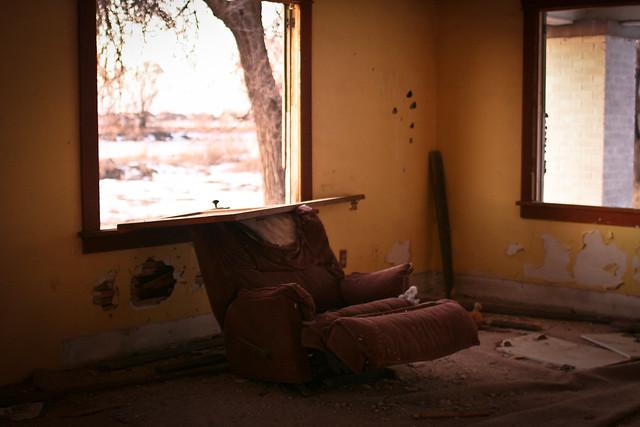 Abandoned orphanage, CO