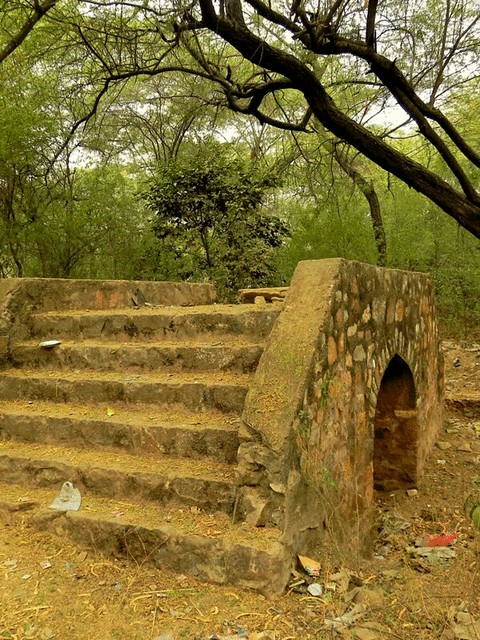 Historical Buildings in Delhi - Mehrauli Archaeological Park