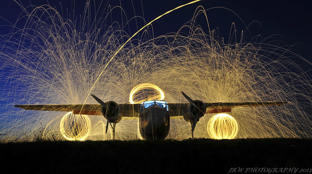 Awesome Long Exposures Using Steel Wool  Fstoppers