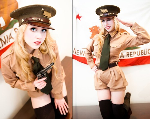 Fallout New Vegas General Lee Oliver Cosplay