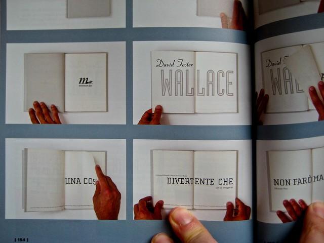 Fare i libri (a cura di Riccardo Falcinelli), minimum fax 2011. p. 154-155, (part.), 1