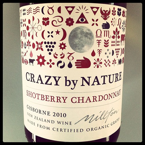 Shotberry Chardonnay 2010 Millton Estate
