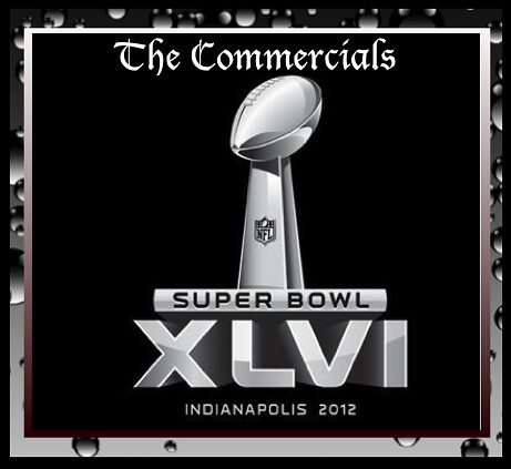 Superbowl Commercials