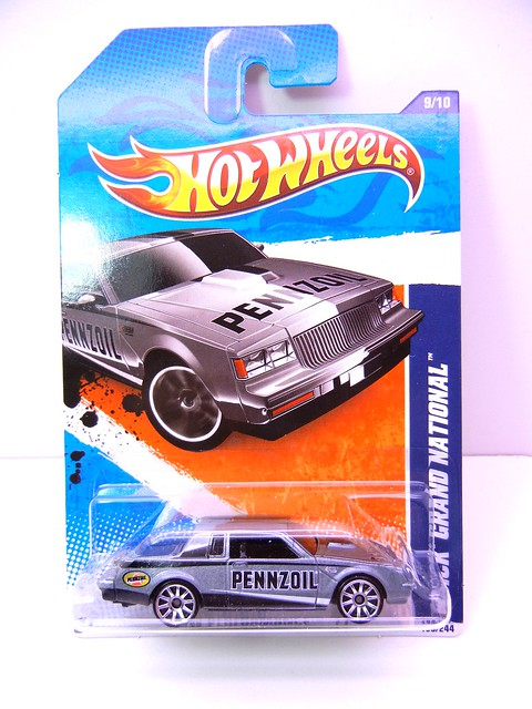 hot wheels buick grand national grey (1)
