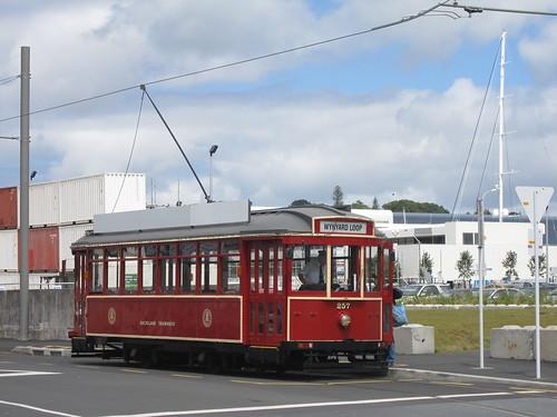 Dockline Tram