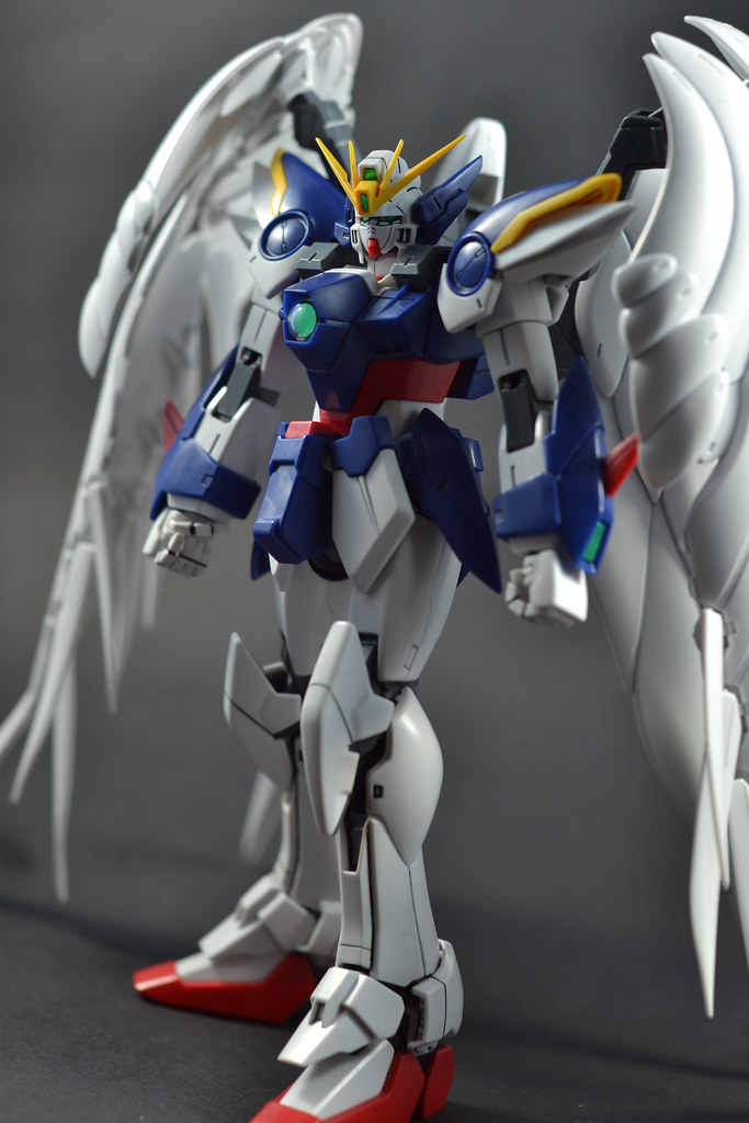 MG Wing Zero Custom