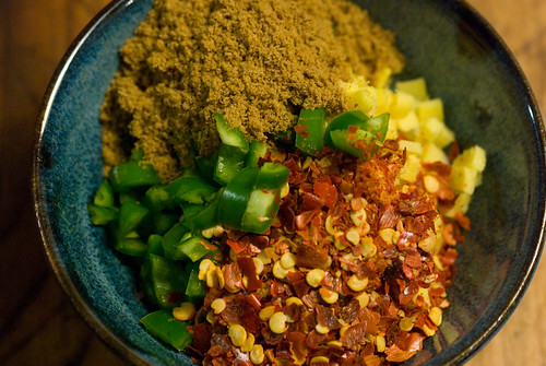 spices and aromatics