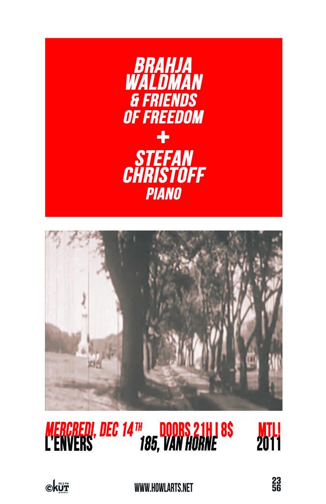 Brahja Waldman | Stefan Christoff
