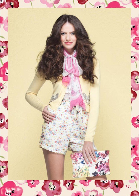 Spring:Summer 2011:12 Collection - Promotional Photo (11)