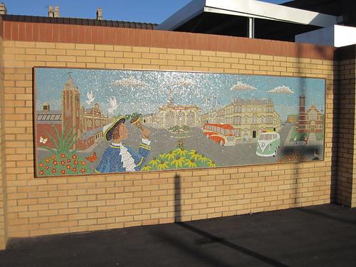 Saltburn Mosaic 4