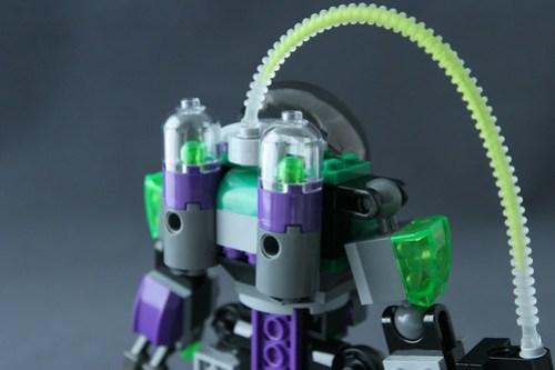 6862 Superman vs Power Armor Lex - Power Armor 5